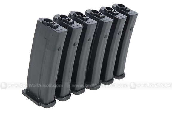 MAG 50rds Magazine Box Set for Marui NP7