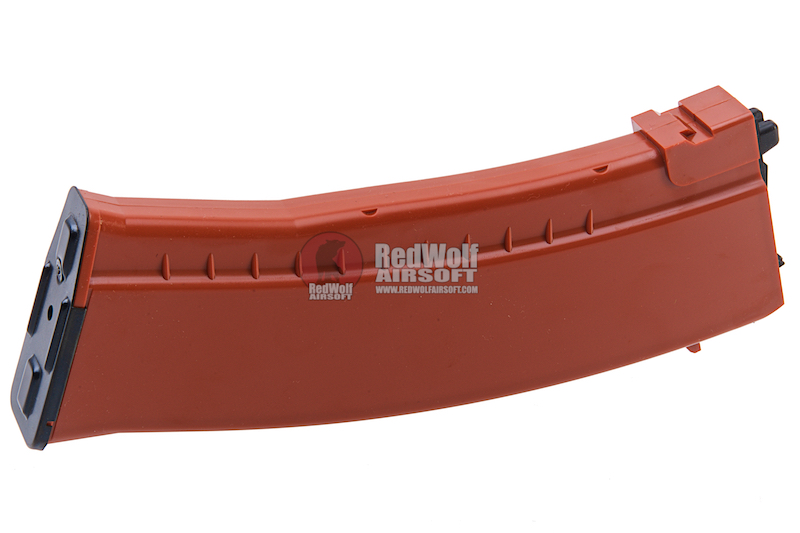WE 40rds AK74 Gas Magazine - Brown <font color=yellow>(Clearance)</font>