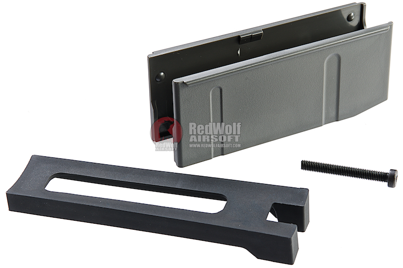 Maple Leaf Rifle Stock Backup Mag Carrier for Tokyo Marui VSR-10 Series