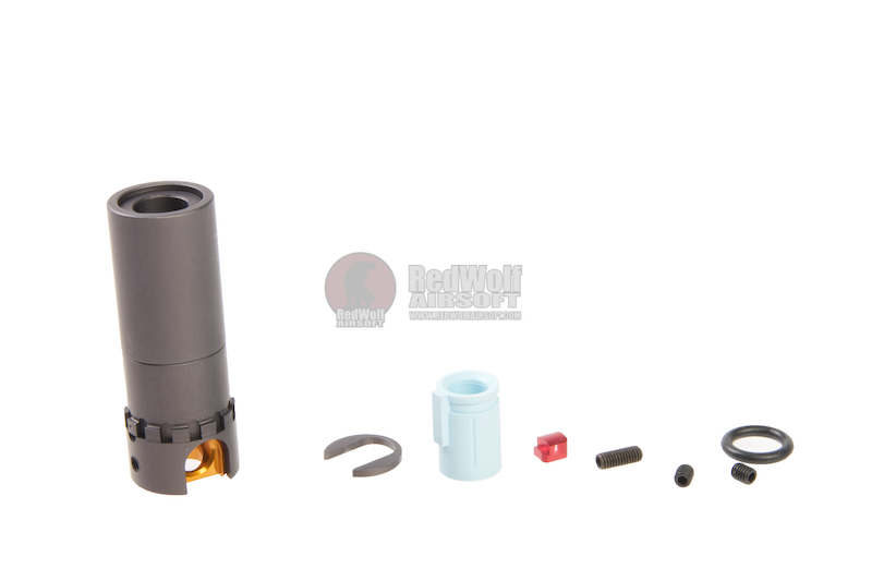 Maple Leaf 'The Last' CNC Hop Up Chamber Set for Silverback HTI / SRS-A1  Rifle