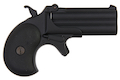 MAXTACT Derringer Full Metal 6mm GBB Pistol - Black