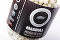 Madbull Precision 0.2g Dark Knight Tracer BB (Red) 2000rds (Bottle)