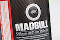 Madbull 0.43g Heavy BB for Snipers (2000rds / Bottle) - White Color