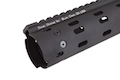 Madbull Daniel Defense Licensed Modular Float Rail 12inch - Black