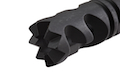 Madbull Primary Weapons Aluminum DNTC Aggressive Compensator (Black / 14mm CW)