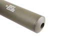 Madbull Gemtech Blackside Silencer (14mm CCW) (OD)