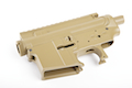 Madbull M4 Metal Body Ver.2 w/ Self Retaining Pins & Shortened Stock Tube (JP Enterprise Marking) - FDE