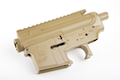 Madbull M4 Metal Body Ver.2 w/ Self Retaining Pins & Shortened Stock Tube (Lancer Marking) - FDE <font color='red'>(Blowout Sale)</font>