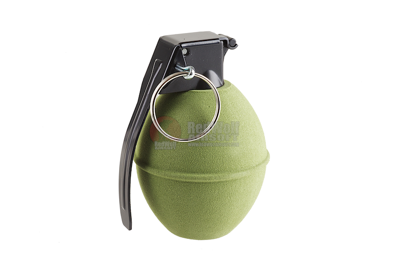 Madbull Powder Shot 02 Toy Foam Hand Grenade Dummy Edition (OD)