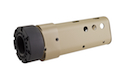Madbull PRI Gen III delta rail 7 inch (FDE) <font color=yellow>(Clearance)</font>