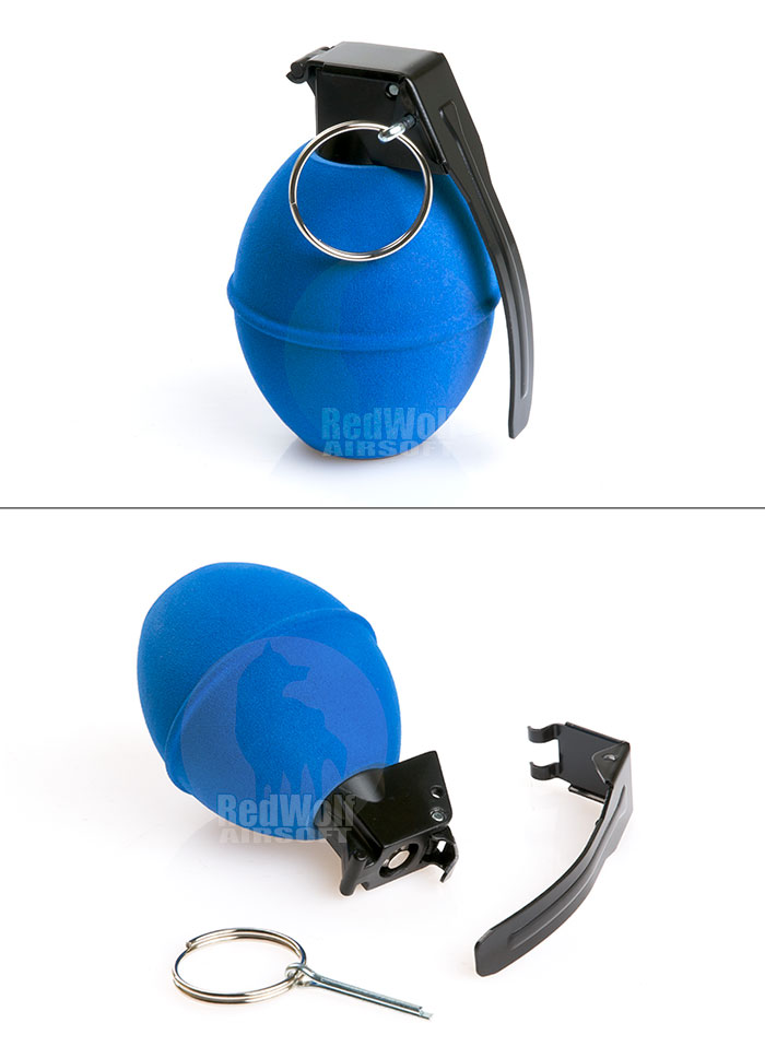 Madbull Powder Shot 02 Grenade (Blue)