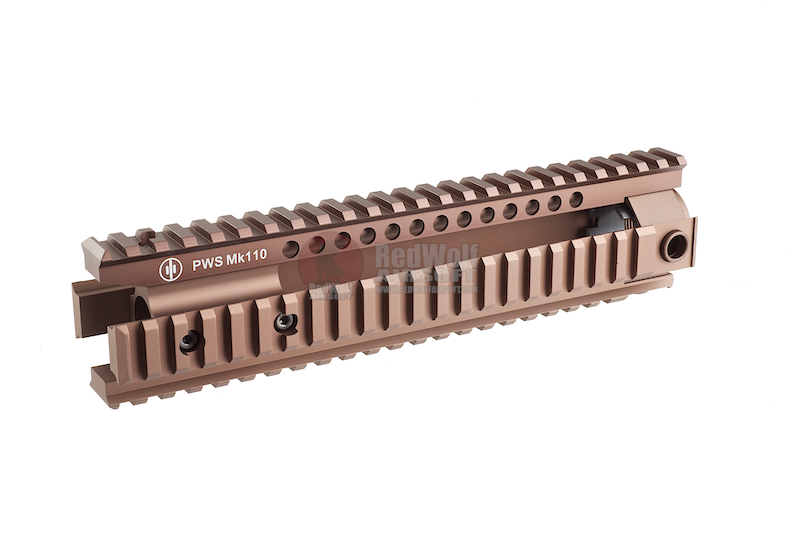 Madbull PWS Mk.110 Rail (TAN) <font color=yellow>(Clearance)</font>