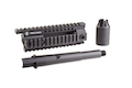 Madbull 7.0 inch PWS Diablo Rail Set For M4 AEGs Only (Black)
