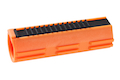 Madbull Blaze Orange Nylon Fiber Piston - Full Teeth