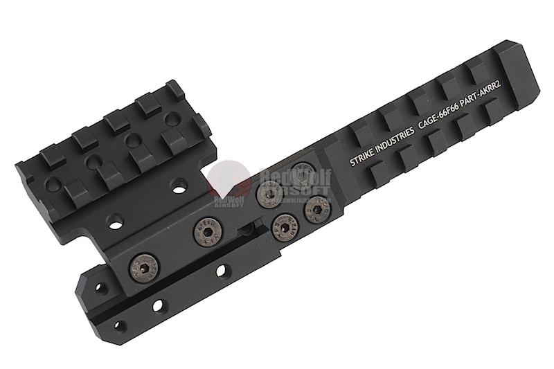 Strike Industries AK Rear Sight Rail Mount Ver. 2