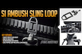 Strike Industries low Profile Sling Loop (Dual Purpose Loop & Swivel Sling Adapter)