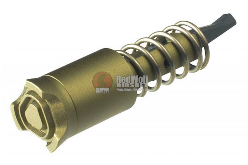 Strike Industries Forward Assist Lightweight Low Profile Aluminum Construction Available for M4 GBBR Series - FDE