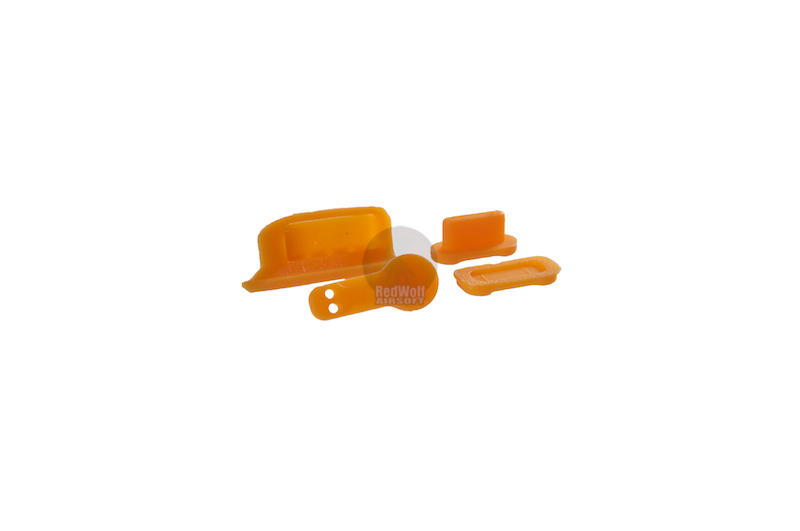 Strike Industries Iphone5 Accessories - Orange <font color=yellow>(Clearance)</font>