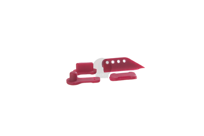 Strike Industries Iphone5 Accessories - Red