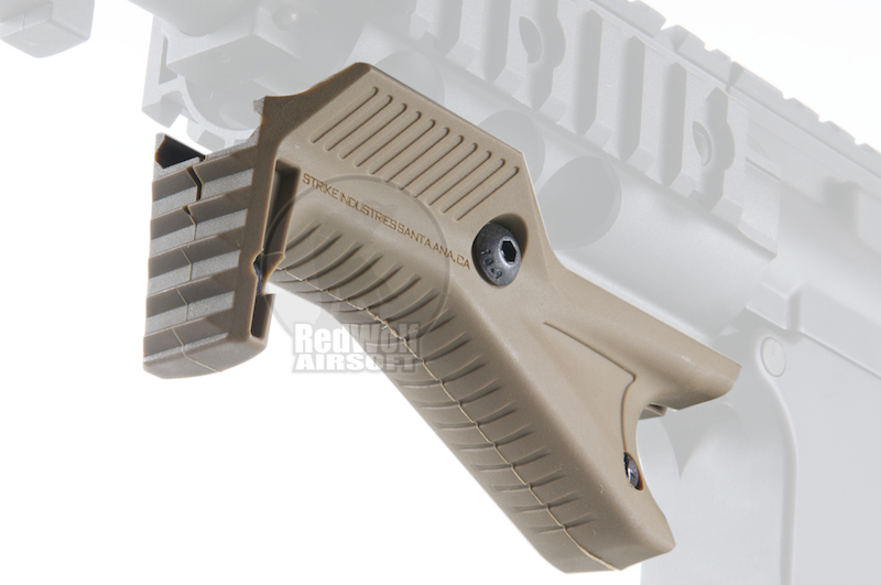 Strike Industries Cobra Tactical Fore Grip - FDE