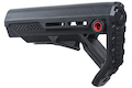 Strike Industries Viper Mod 1 Mil-Spec Carbine Stock for AR GBB Series Black / Red