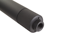 Madbull SWR Barrel Extension 6 3/4inch H.E.M.S CT, 14mm CCW Thread With Capability For Pistol Or Rifle