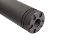 Madbull SWR Barrel Extension 6inch WOLVERINE, 14mm CCW Thread With Capability For Pistol Or Rifle