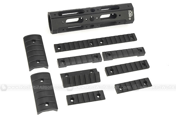 Madbull Talon Modular Tactical Free Floating Forearm for M4 Series
