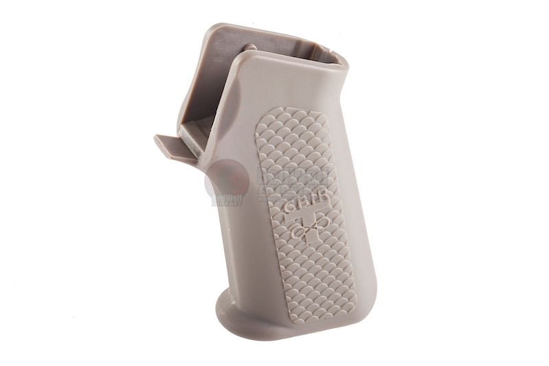 Madbull Troy Battle Ax Grip-CQB with Motor Combo - FDE