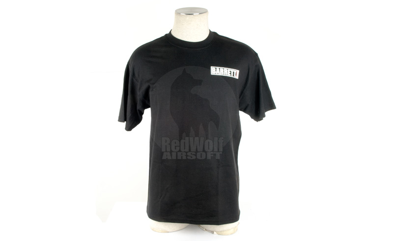Barret T-Shirt FiveGuns (Black/Size L)