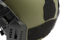 PTS MTEK FLUX Helmet - OD Green