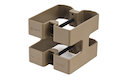 MFT M4/M16 Mag Coupler (M16MC). Manufactured From High Density Polymer - FDE