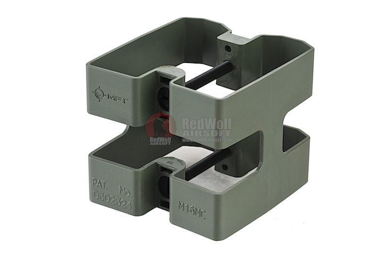 MFT M4/M16 Mag Coupler (M16MC). Manufactured From High Density Polymer - FG
