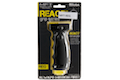 MFT React Ergonomic Vertical Grip (REG). Contoured finger swells - BK