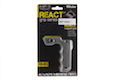 MFT React Magwell Grip (RMG). Allows less effort to direct muzzle - GREY