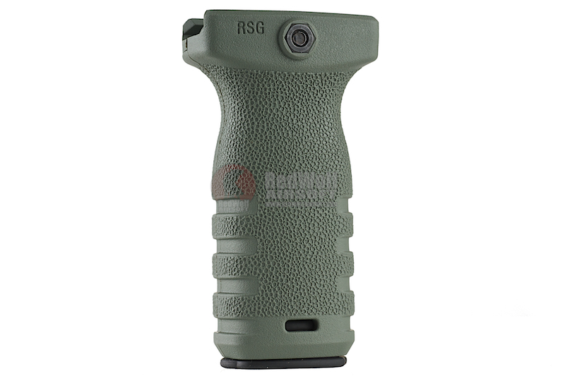 MFT React Short Vertical Grip (RSG). Minimal low profile grip - FG