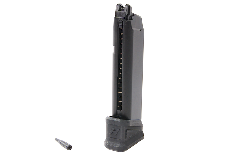 Ascend 24rds Gas Magazine for Deadpool DP17 / WE Model 17 GBB Pistol (by WE)