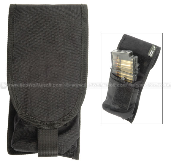 Milspex M16 Single Mag Pouch (Black)