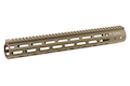 ARES 380mm Handguard Set for M-Lok System - Dark Earth