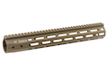 ARES 345mm Handguard Set for M-Lok System - Dark Earth