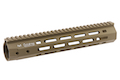 ARES 290mm Handguard Set for M-Lok System - Dark Earth