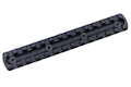 ARES 2.5 inch Metal Key Rail System for M-Lok System (2pcs / Pack)