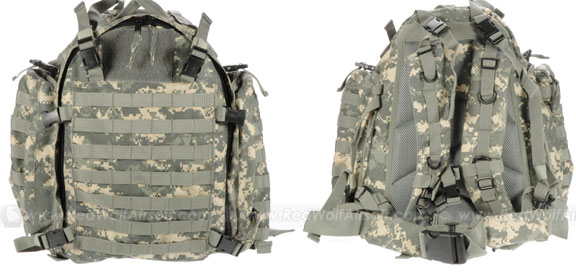 Milspex Assault Backpack (ACU) <font color=yellow>(Clearance)</font>