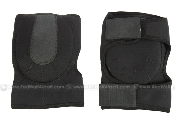 Milspex Neoprene Knee-pads (Black)