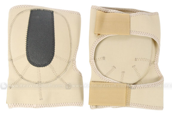 Milspex Neoprene Knee-pads (Tan)