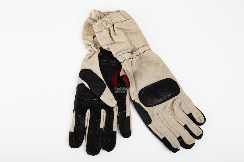 Milspex Kevlar Operator Gloves Tan (M)<font color=red> (Clearance)</font>
