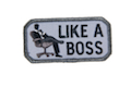 MSM - Like A Boss Patch - SWAT