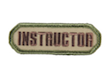 MSM Instructor Patch - Multicam