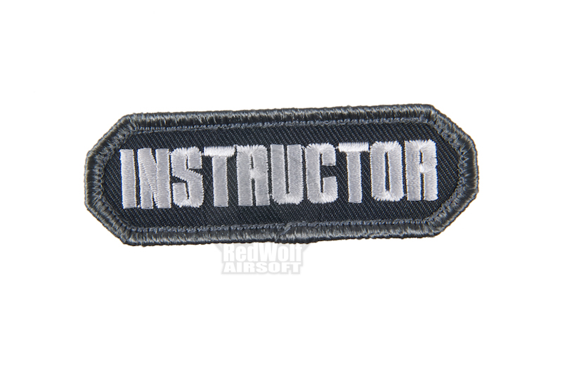 MSM Instructor Patch - SWAT