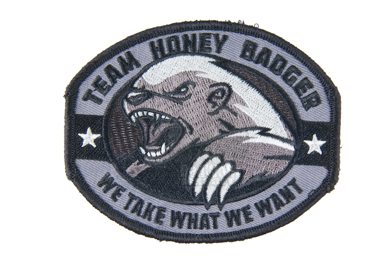 MSM Honey Badger Patch (SWAT)
